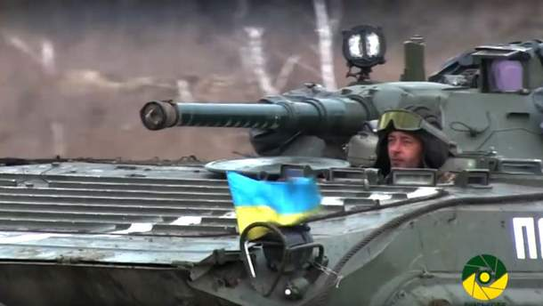 """На блокпості бійців вже """"вітають в Росії"""""""