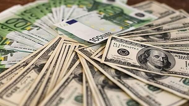 Готівковий курс валют 28 березня