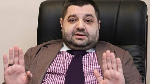 Грановський відхрестився від спілкування з Онищенком