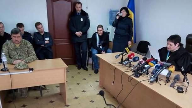 Суд над Виктором Назаровым