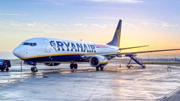 Ryanair може і не полетіти з України: в авіакомпанії назвали важливу умову