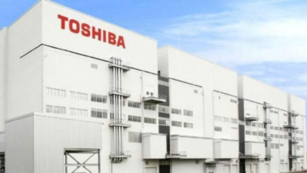 Предприятие Toshiba