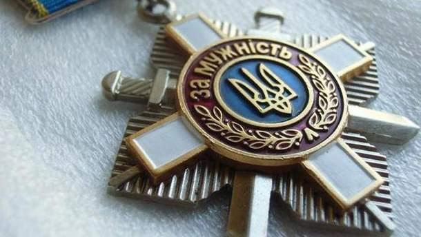 Сестра погибшего в Ил-76 Гайдука возвращает Порошенко орден своего брата