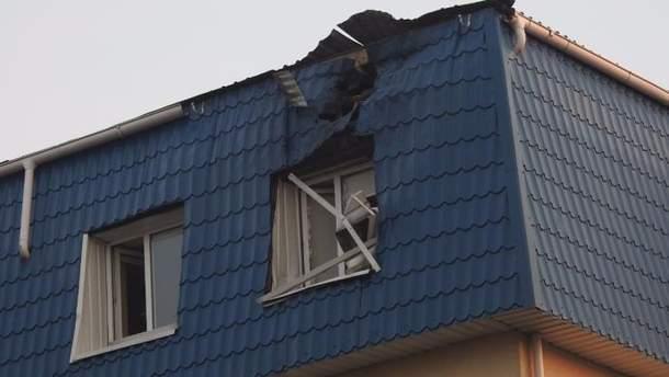 Обстріл польського консульства у Луцьку