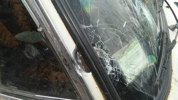 Террористы на Донбассе атакуют и гражданских