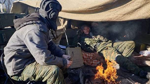 Бойовики зміцнюють блокпости на Донбасі