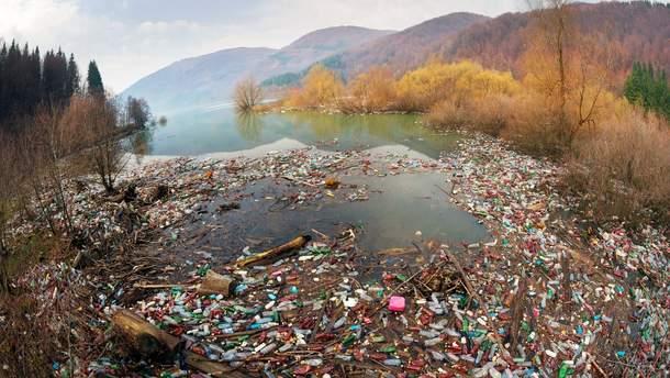 Екологічне лихо у Карпатах