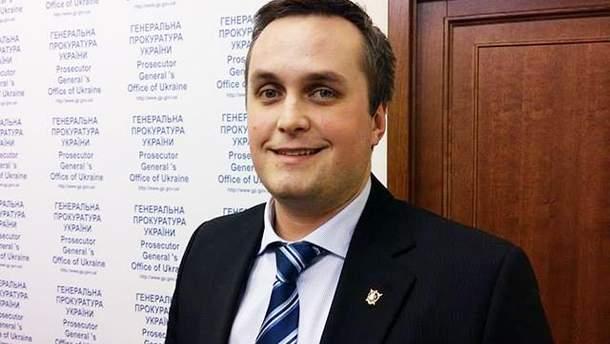 Холодницький відповів Насірову на його скарги