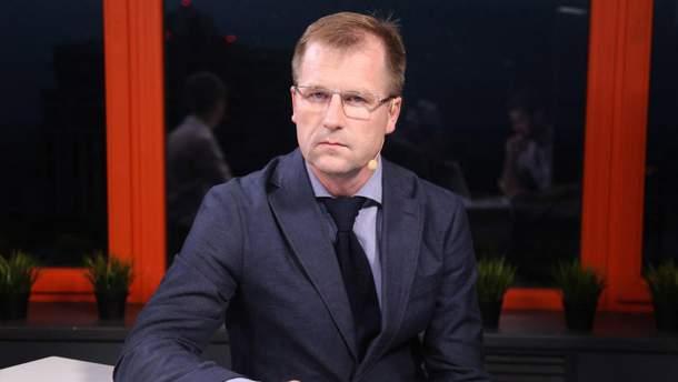 Заместитель главы НАПК Руслан Радецкий