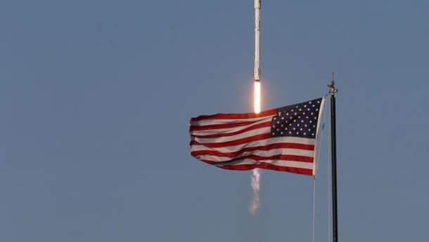 SpaceX запустила Falcon 9