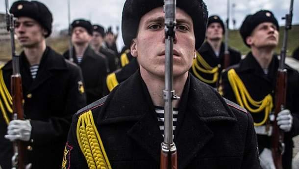 Росія змушує колишніх українських військових покидати службу в анексованому Криму