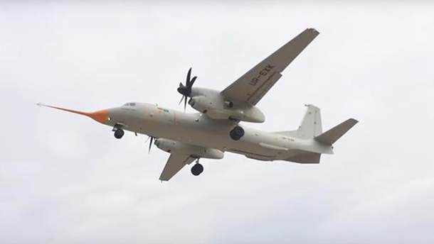 Ан-132Д здійснив перший політ