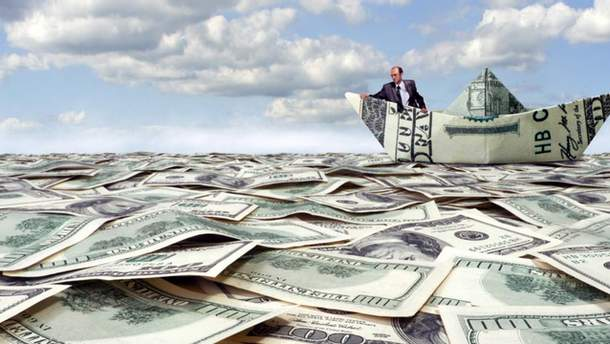 Гроші виводять в офшори