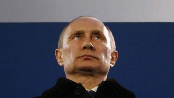 Путин хочет, чтобы США оставили Украину России