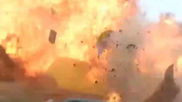 У Франції на карнавалі пролунав потужний вибух