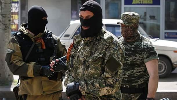 Террористы 37 раз обстреляли украинские позиции