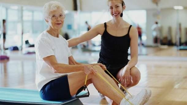 Тренування HIIT здатні пригальмувати процес старіння