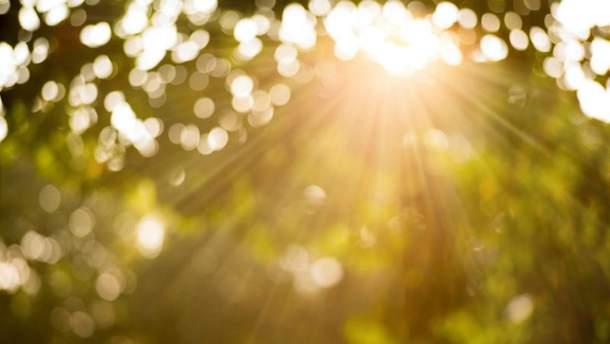 Перший понеділок квітня буде сонячним