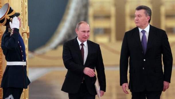 Путін поставив Януковичу ультиматум