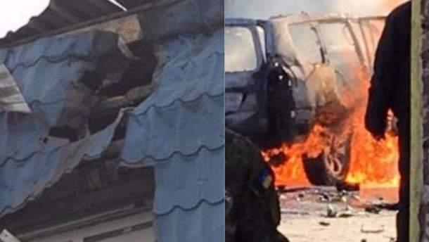 Обстріл польського консульства і теракт в Маріуполі