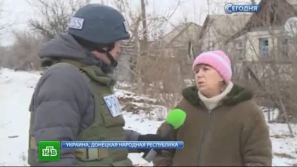За пенсией бывшая учительница не стеснялась ездить в Украину