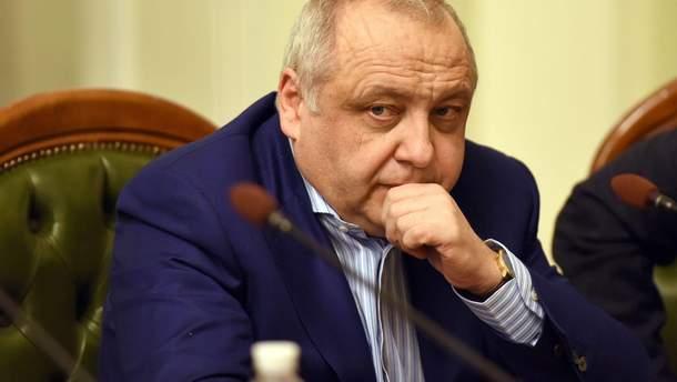 Керівник фракції БПП Ігор Гринів