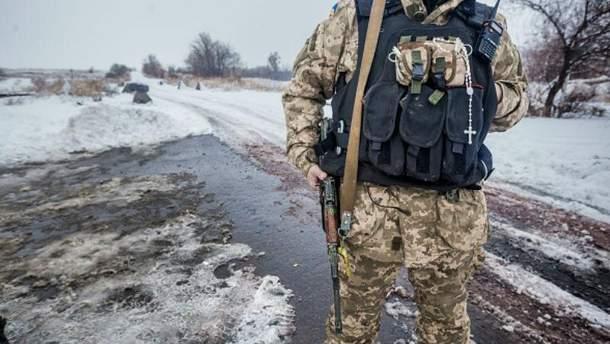 Небоевые потери на Донбассе