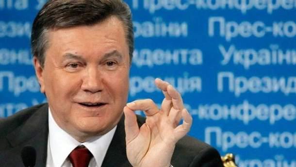 Віктор Янукович надумав судитися з українськими ЗМІ