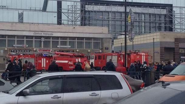 В Петербурге закрыли 8 станций метро