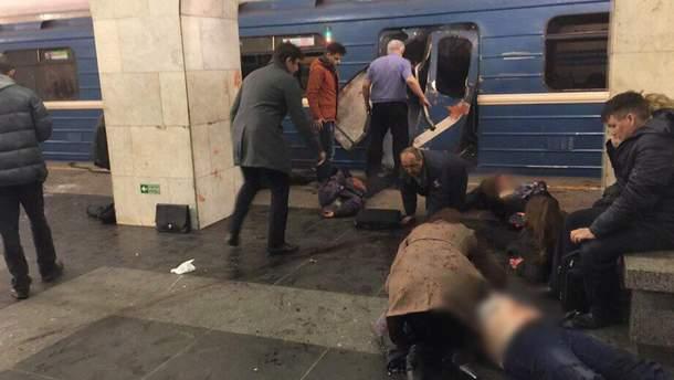 Дипломаты выясняют, были ли украинцы среди пострадавших в Санкт-Петербурге