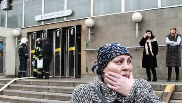 Світ словами співчуття реагує на вибух у петербурзькому метро
