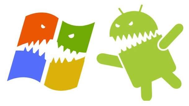 Android стала найпопулярнішою ОС у світі