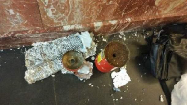 Бомба была эквивалентом примерно 1 килограмм