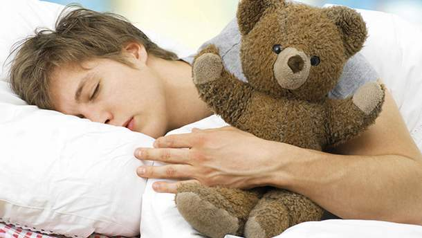 Поза, в которой вы спите, расскажет много интересного о вас
