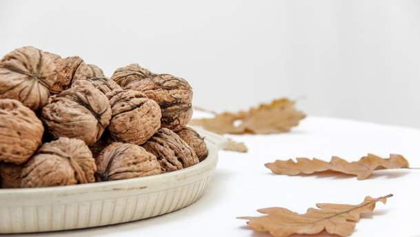 Грецкие орехи защищают от инсульта