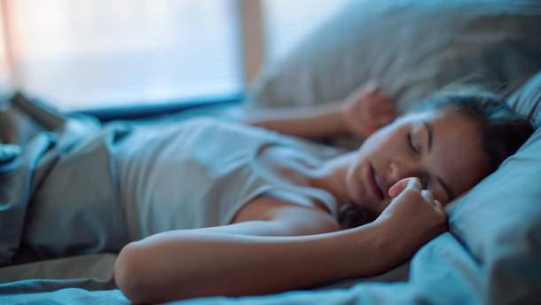 Правила хорошого сну