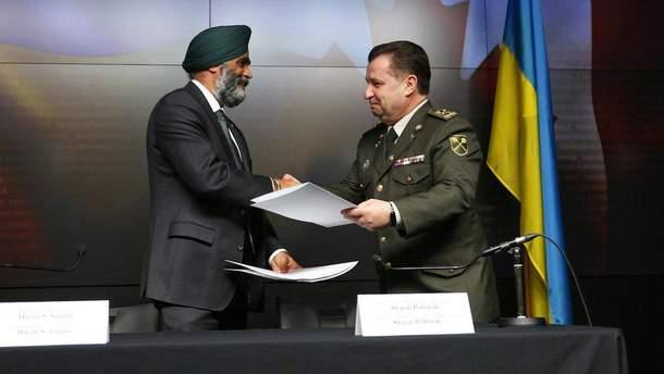Україна та Канада підписали важливі домовленості
