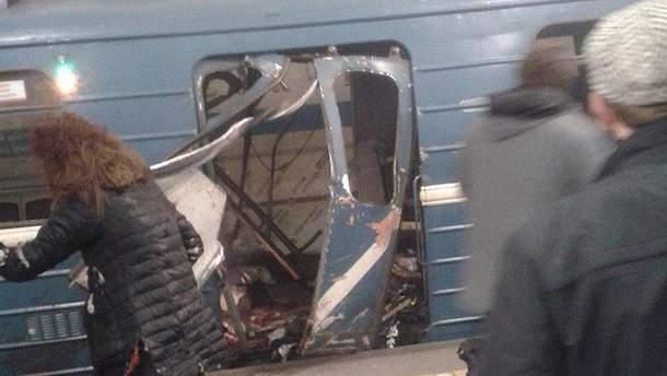 Хто стоїть за жахливим терактом в Санкт-Петербурзі?