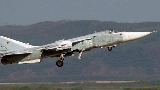 Фронтовой Су-24М