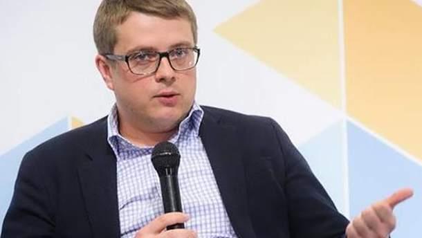 Владислав Голуб виходить з фракції БПП