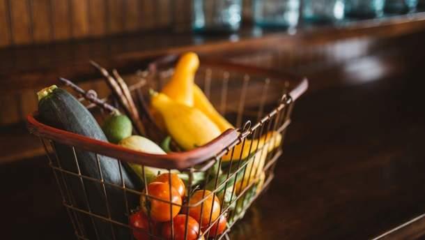 Правильные продуктовые покупки