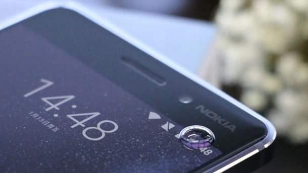Nokia 9 будет иметь сканер радужки глаза