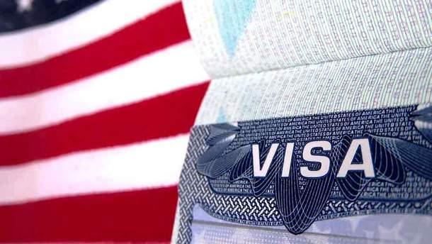 Картинки по запросу виза сша