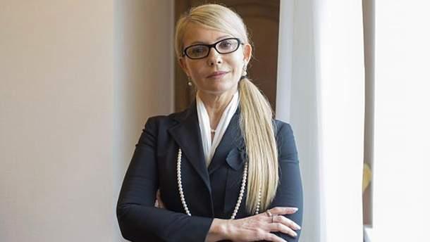 """Юлия Тимошенко удивила своей """"бедной"""" декларацией"""