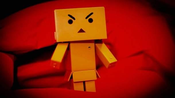 Гнів буває корисним