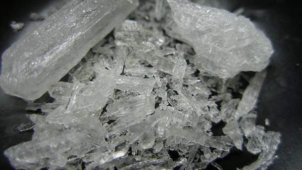 Метамфетамин
