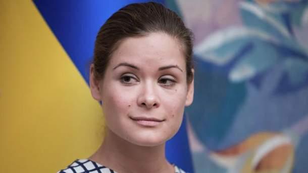 Порошенко назначил советником бывшую помощницу Саакашвили