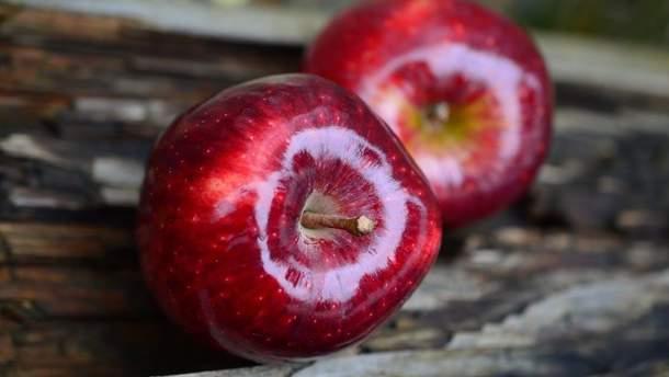 Користь від яблук