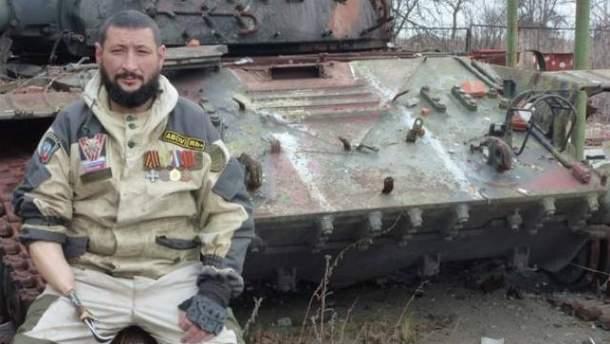 Ісманов воював в лавах бойовиків з 2014-го року