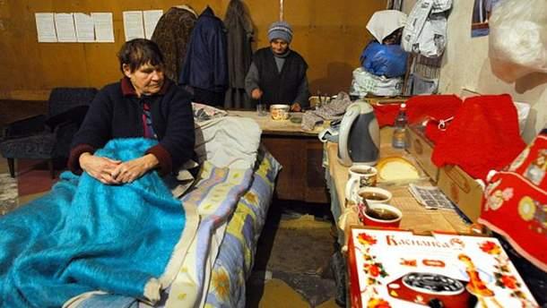 Россия поставляет в Донецк некачественные продукты
